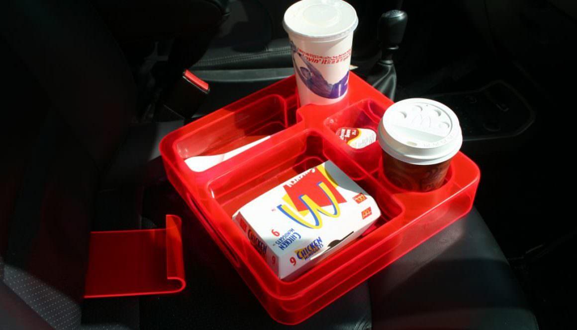 Auto Tray McDonalds